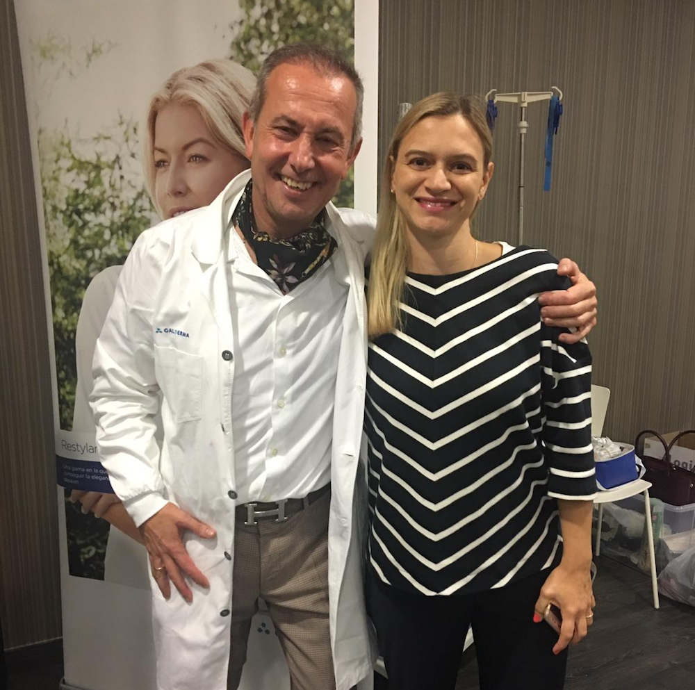 Galderma Course. Skinboosters