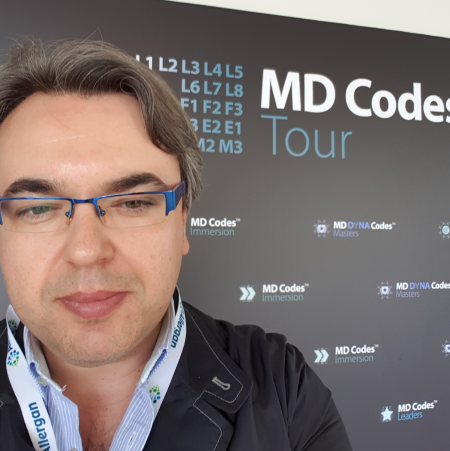 MD Codes Tour Barcelona